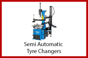Semi Automatic Tyre Changers